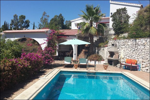 Luxury Property for sale in Malaga   one of our best Unspoiled luxury Property for sale in Malaga and wonderful nation domain with loads of space, found near the National Park, only ten minutes via auto from Cómpeta. The property comprises of an appealing rural manor.