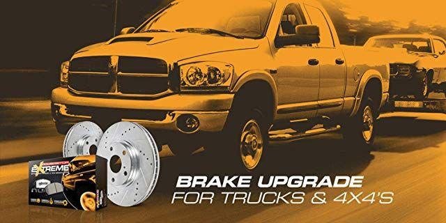 Why Do Trucks That Tow Or Haul Need Better Brakes Added Weight Requires The Brakes To Work Harder To Get The Same Quick Safe Stop Trucks Towing Power Stop