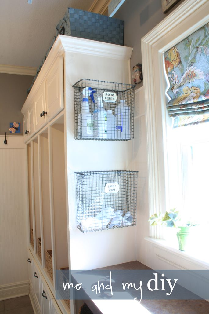 17 best images about elfa shelving laundry on pinterest