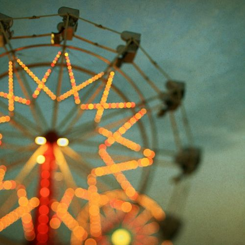: Picture, Aliciabock, Alicia Bock, Art Prints, Fine Art, Double Trouble, Bock Fine, Ferris Wheels, Photography