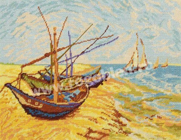 Cod produs 6.68 Barcile pescarilor Culori: 21 Dimensiune: 15 x 20cm Pret: 47.62 lei