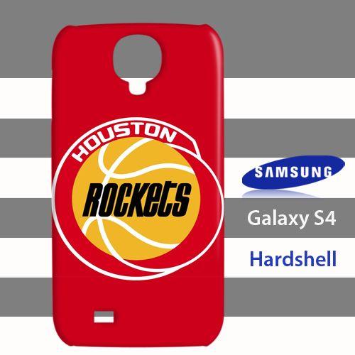 Houston Rockets Logo Samsung Galaxy S4 Case Cover
