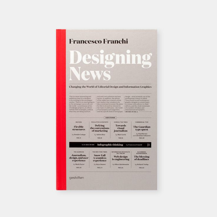 21 best books images on pinterest book book covers and books designing news changing the world of editorial design and information graphics francesco franchis perceptive book about the future of the news and media fandeluxe Images