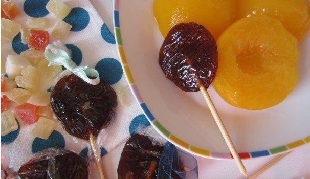 Ricetta lecca lecca fatti in casa | Lollipop recipe
