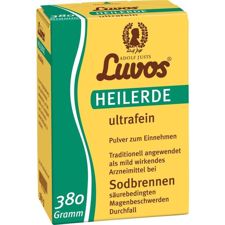 LUVOS Heilerde ultrafein:   Packungsinhalt: 380 g Pulver PZN: 05039389 Hersteller: Heilerde-Gesellschaft LUVOS JUST GmbH & Co. KG Preis:…