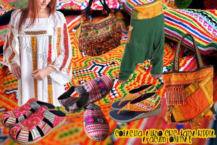 ॐ Colectia Ethnic-Chic de la HaineHippie e acum online!  www.hainehippie.ro/83-ethno-chic Transport gratis la 2 haine, incaltari si genţi