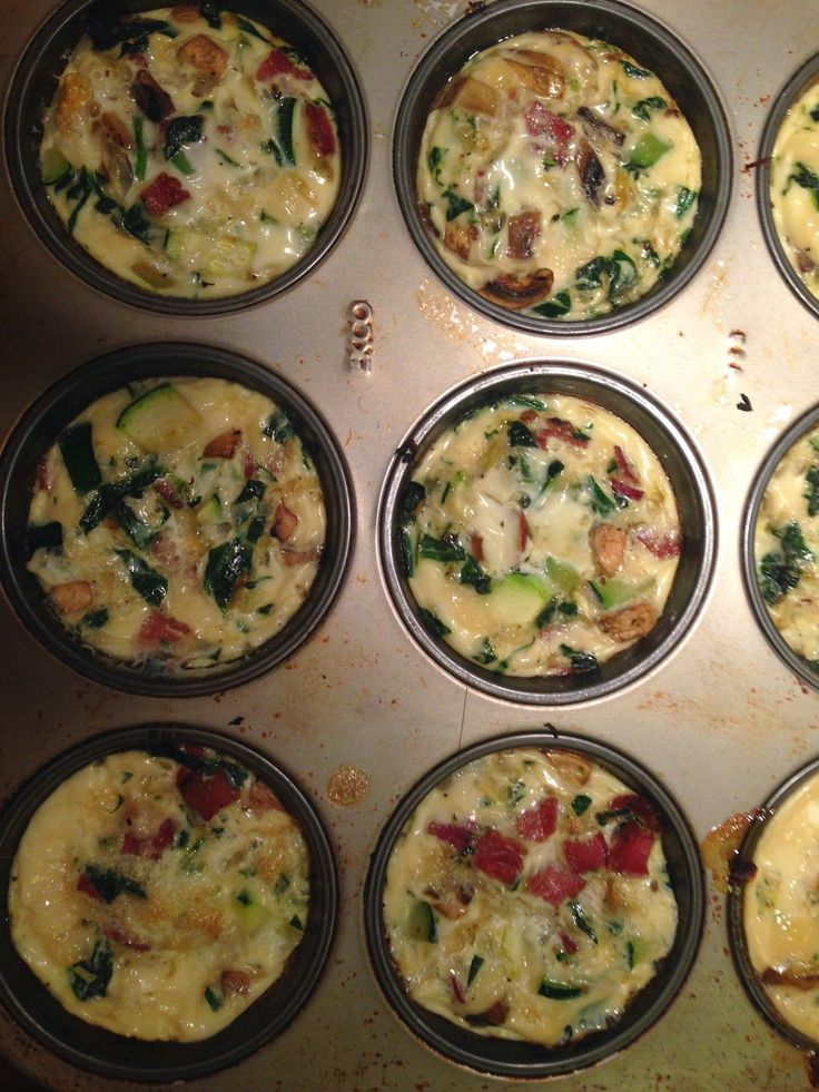 How to make the Fast Metabolism Diet's Egg whte muffins for phase 2 better and spicier