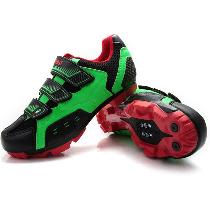 Tiebao MTb Bike Self-locking Shoes Ride Bicycle Shoes Lightweight Highway Lock cycling shoes For Women Men MTB Ciclismo Zapatos