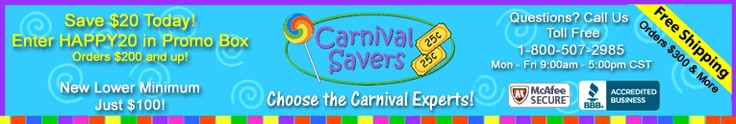 Homemade Carnival Game Ideas - Carnival Activity Booth Ideas Too