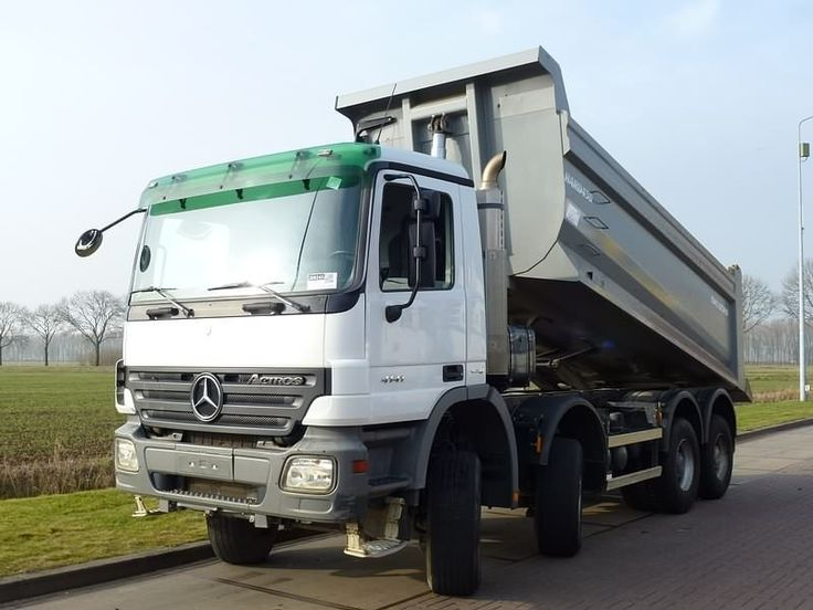 77 best images about tipper trucks on pinterest for Second hand mercedes benz for sale