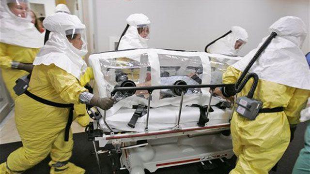 Atlanta hospital receives its third American Ebola patient