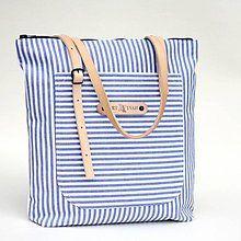 Veľké tašky - KABELKA OLD & LABEL LINE 2 varianty - 5831939_