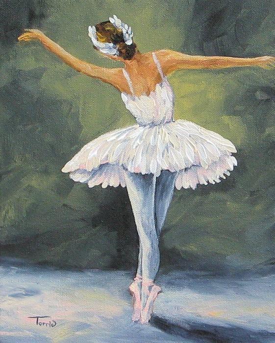 The Ballerina II   by Torrie Smiley