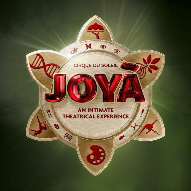 Cirque du Soleil Joya - Riviera Maya, Mexico