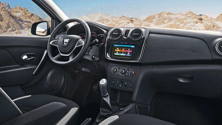 Dacia Logan MCV Stepway будет поставляться только в богатой комплектации Laureate, в которой есть четыре подушки безопасности, АБС, кондиционер, аудиосистема и навигация, круиз-контроль, задние парковочные сонары.