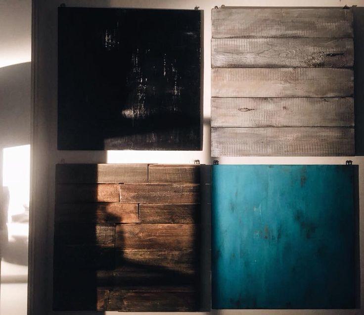 Фоны разместились на стене в студии @most.photo и ждут момента когда они станут бэкграундами для самых вкусных фотографий  Так что вы теперь знаете куда можно прийти чтобы отснять красивые кадры с едой или предметкой