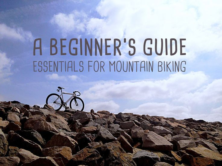 Are you interested in starting mountain biking? These tips will help you ease your way into your ride!