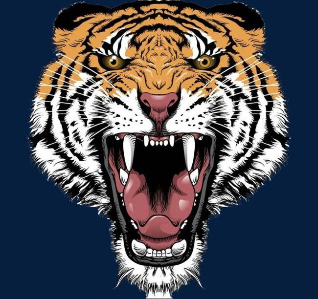 Tiger Head Png Animal Graphics Jungle Animals Png Brown Etsy In 2021 Tiger Face Safari Animal Prints Nursery Jungle Animals
