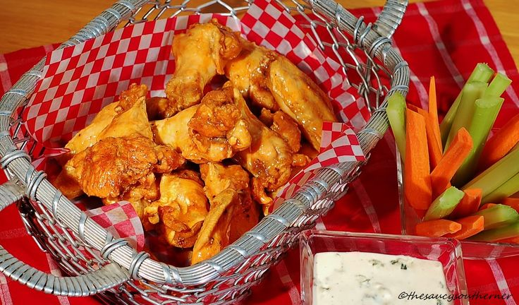 Authentic Buffalo Wings (Five Ingredient Friday) (The Ninja® Professional Frying System Review)