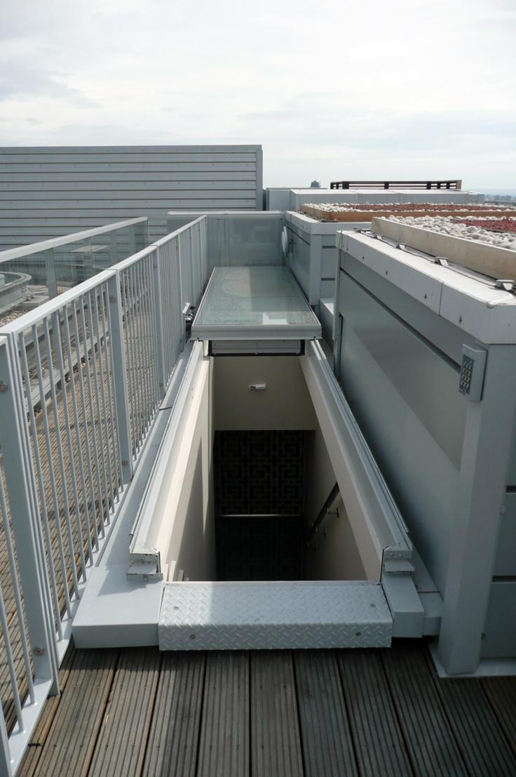 Sliding Hatch Door : Best images about roof hatch door on pinterest side