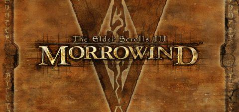 Random Gaming Moment Of The Day: Elder Scrolls III Morrowind Theme