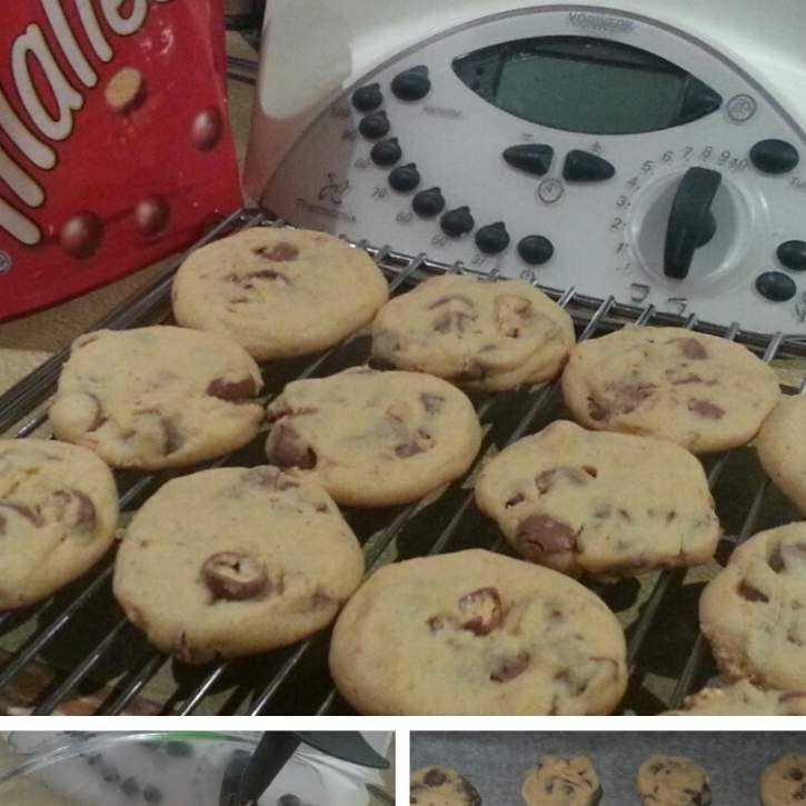 Recipe Maltesers Biscuits by Kirrilee - Recipe of category Baking - sweet
