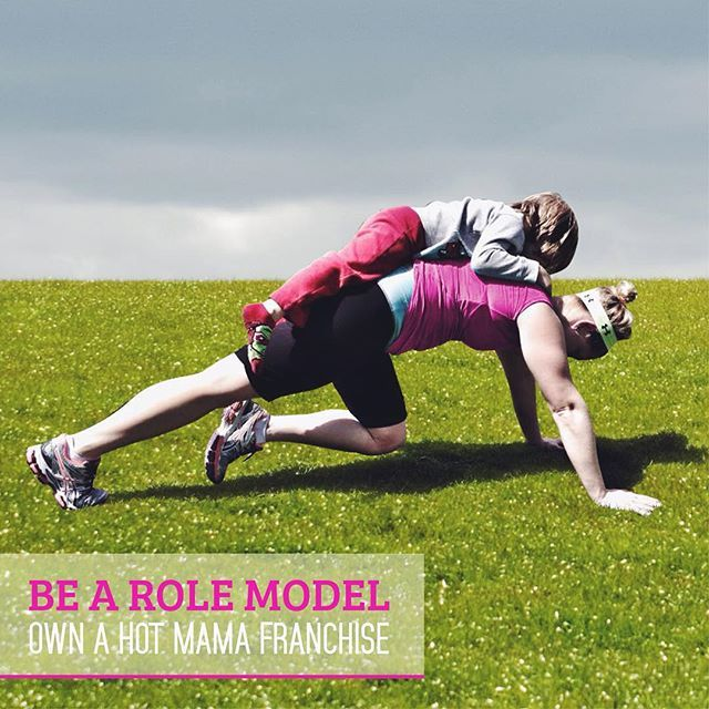 We want to give a huge ✨THANKS✨ to all the amazing mamas out there! You are stronger than you know and are modelling strength and fitness so beautifully for your minis!  #hotmamafit #noexcuses
