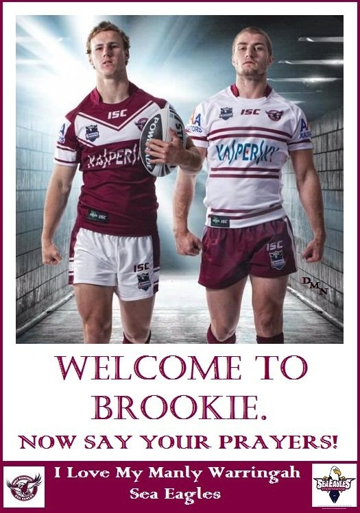 Round 2 - NRL 2013 - Brookvale Oval against the Newcastle Knights