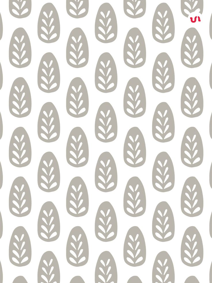 This beautiful set of patterns is inspired by the principals of the so famous Scandinavian design.  All paterns have clean lines and natural forms, they are sophisticated, simple and the suggested colors are in the cool greys and cream shades palette.  by @youandigra