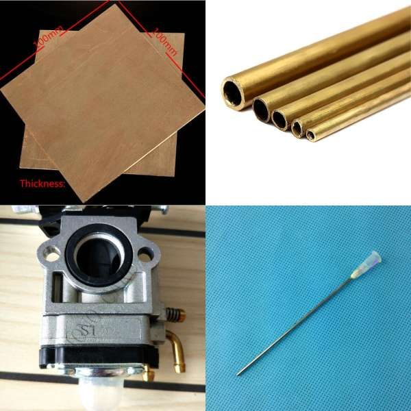 1pc New 99 9 Pure Copper Cu Metal Sheet Plate Foil Panel 150 100 1mm For Industry Supply Avec Images