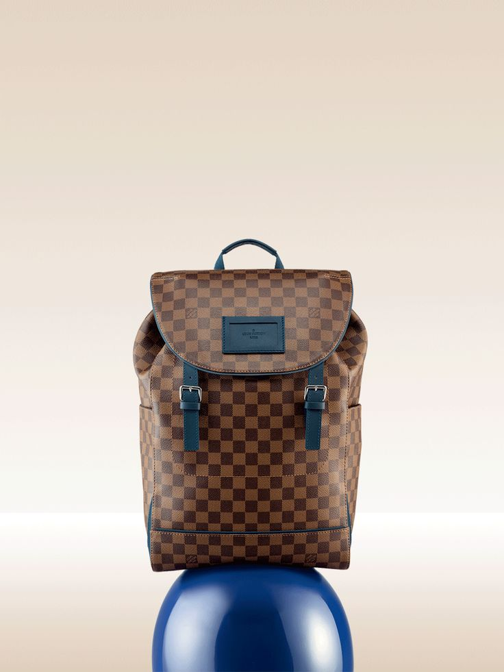 615dfb8f21c0 Add the Louis Vuitton Runner Backpack to your holiday wishlist this season.