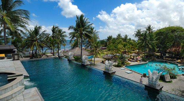 Bali Beach Resorts | Bali Mandira Beach Resort & Spa | Hotels Legian Bali