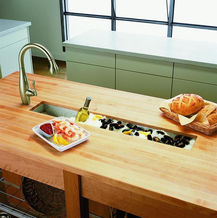 Ordinary Trough Sink Kitchen #9: Pinterest U2022 The Worldu0027s Catalog Of Ideas