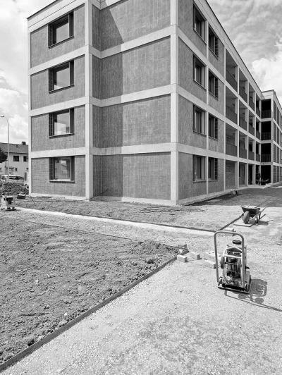 Ersatzneubauten Ringstrasse, Lenzburg | Boltshauser Architekten, Zürich, Schweiz