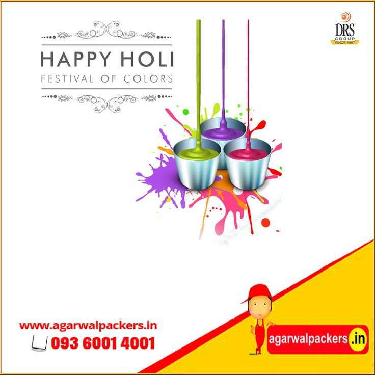 Sprinkle the water of happiness with tints of colors. Wishing you a very ‪#‎Happy‬ ‪#‎Holi‬ ‪#‎drsgroup‬ ‪#‎agarwalpackers‬ ‪#‎agarwalpackersandmovers‬ ‪#‎india‬ ‪#‎SafeRelocation‬ ‪#‎Household‬ ‪#‎Transportation‬ ‪#‎Relocation‬ ‪#‎Shifting‬ ‪#‎Packers‬ ‪#‎Movers‬ ‪#‎Agarwal‬ ‪#‎Residential‬ ‪#‎Offering‬ ‪#‎Householdpackers‬ ‪#‎Bangalore‬ ‪#‎Delhi‬ ‪#‎Mumbai‬ ‪#‎pune‬ ‪#‎hyderabad‬ ‪#‎Gurgaon‬