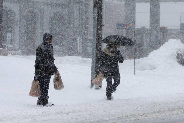 BCDigital: Potente tormenta invernal azota noreste de Estados...