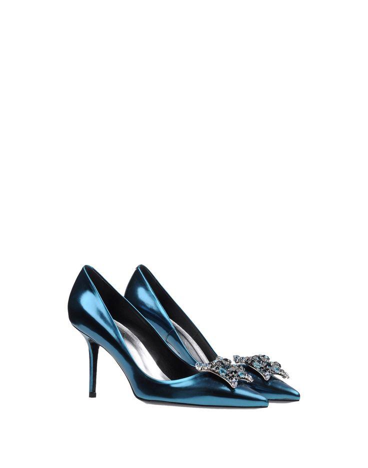 Zapatos Dorsay Sexy Choc de satén con zapato de salón Roger Vivier J8PdywGY