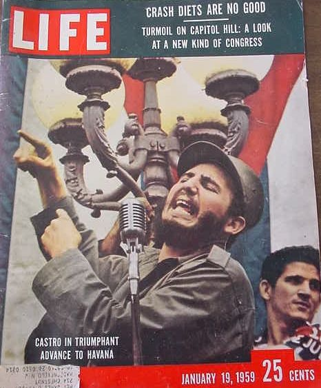 a report on the life of fidel castro Fidel castro: his life in pictures and humanitarianism let's take a look at the life of castro was established to report on counter-revolutionary.