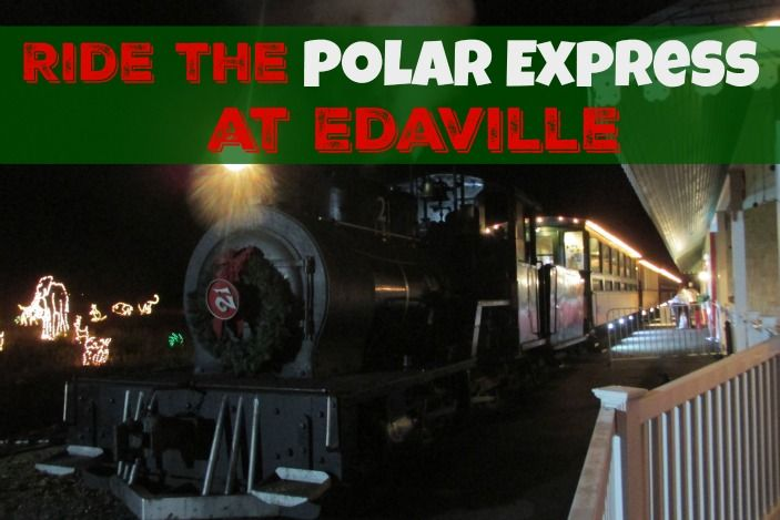 Ride the Polar Express at Edaville