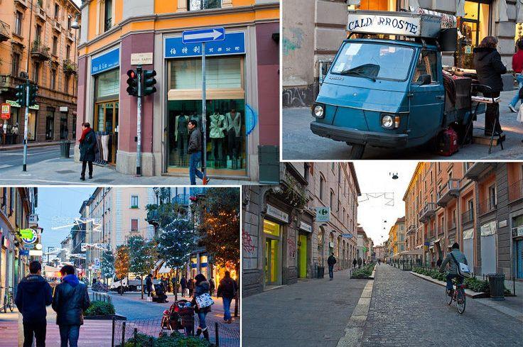 Chinatown, Milano