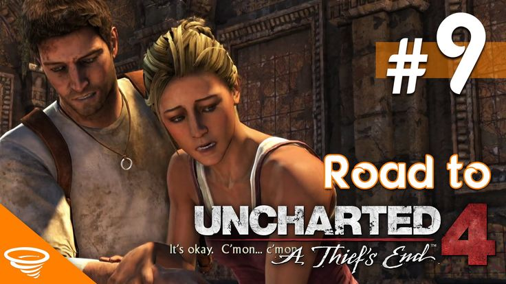 Uncharted Drake's Fortune PS4 - Part 9 - Look Who's Back | Let's Play