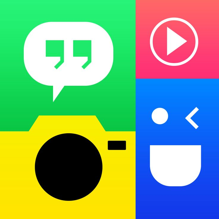 Photo grid - love making collages of photos with this app !