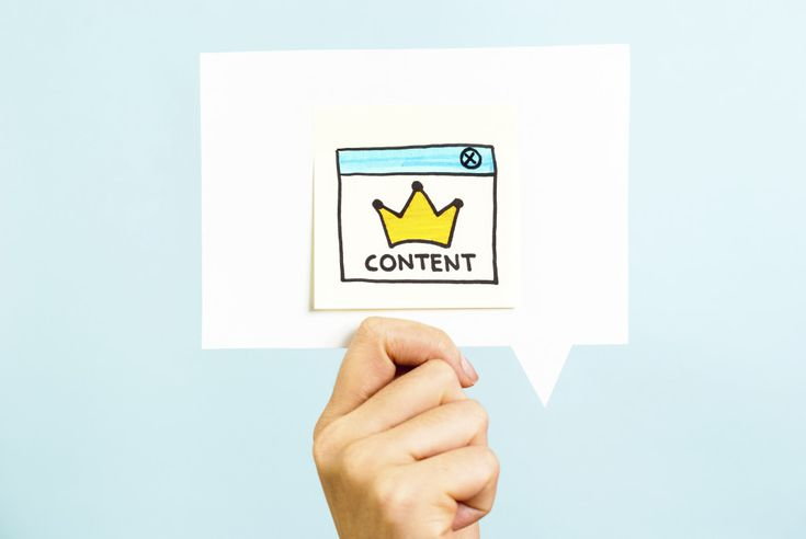 Here are 7 Reasons Why Content Is Still King in 2017 (Infographic)