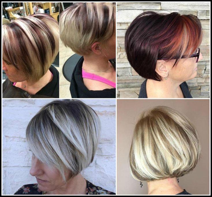 Modische Frisuren Für Frauen Ab 50 Und Haarfarben Die