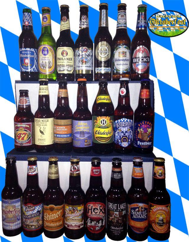 Oktoberfest Beer Reviews