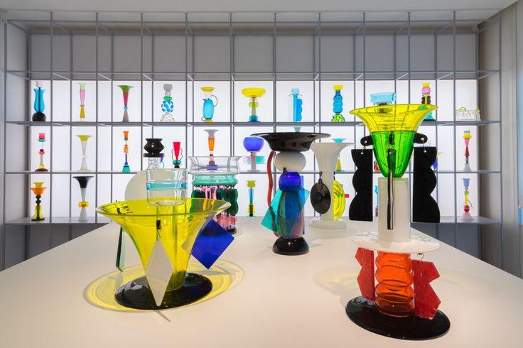 Il vetro secondo Ettore Sottsass. A Venezia
