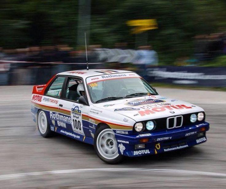 Bmw M3 E30 Rally Car Heritage Malta