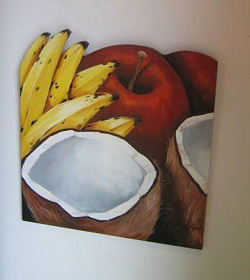Argina Seixas: frutas