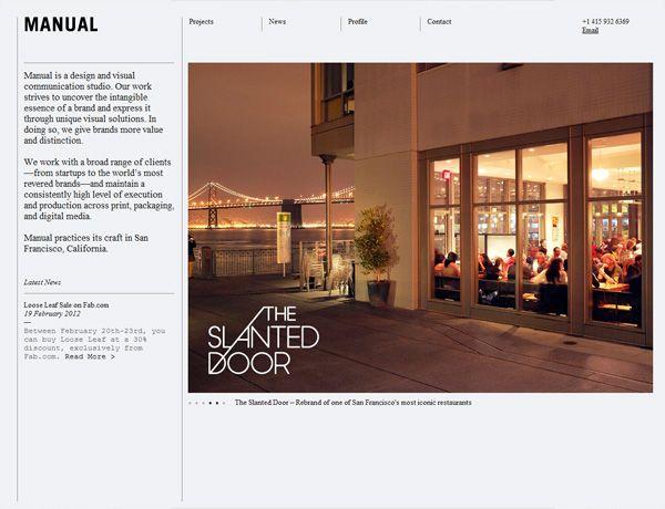 141 best Web-Minimalist & Clean images on Pinterest   Clean web ...