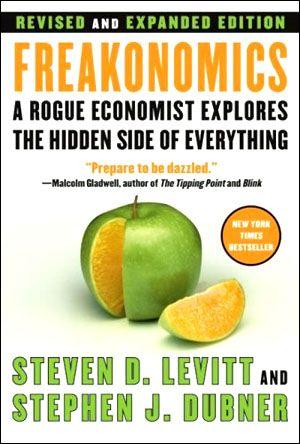 Title: Freakonomics   Author/Guest: Steven Levitt   Episode 02152   #Books #ColbertReport